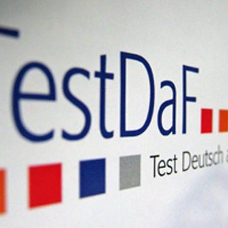 TestDaF: (Test Deutsch als Fremdsprache)