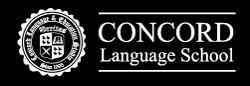 concord logo black