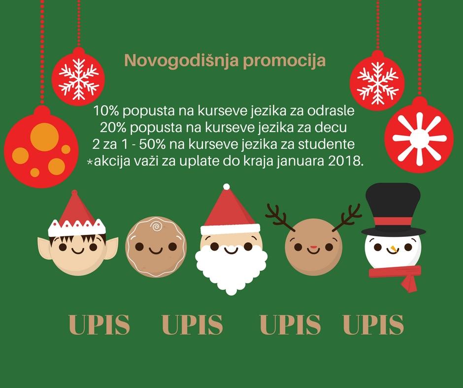 novogodišnja promocija