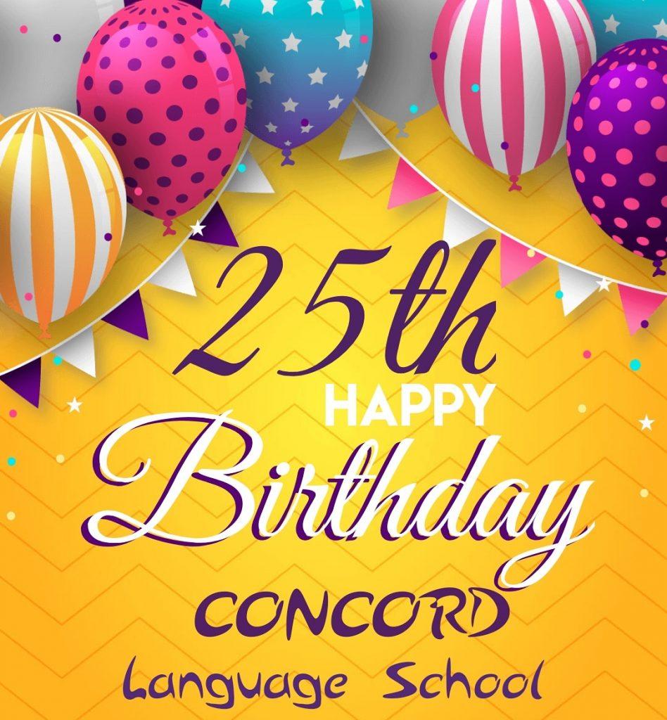 25. birthday