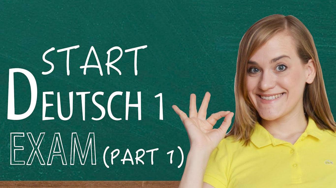 start deutsch